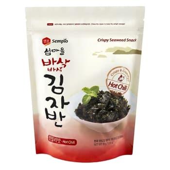Instantní korejská polévka mořské plody S817MY817NG 115 g